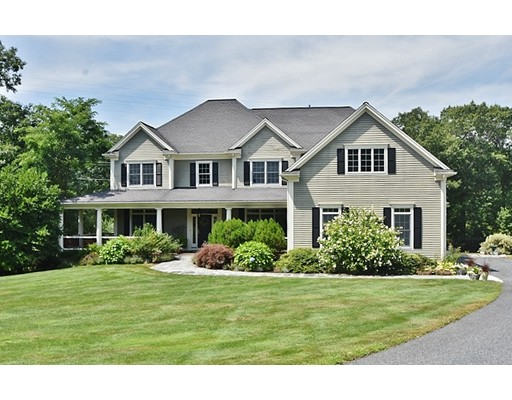 Single Family Home for Sale at 1 Brooke Road 1 Brooke Road Boylston, Massachusetts 01505 United States