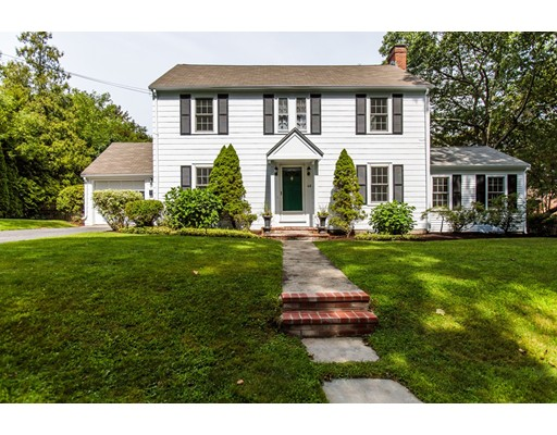48 Pine Ridge Rd, Wellesley, MA 02481