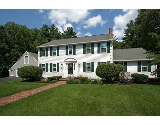 独户住宅 为 销售 在 131 Colonial Drive Hanover, 马萨诸塞州 02339 美国