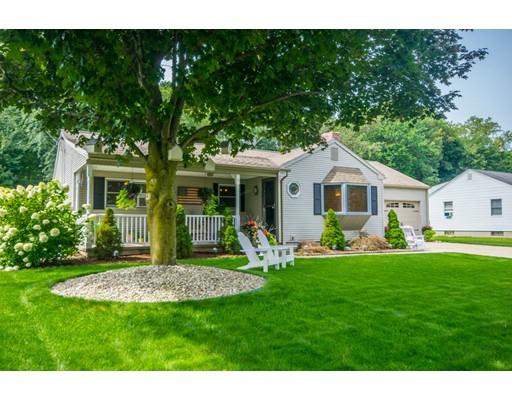 Casa Unifamiliar por un Venta en 30 Deering Street Agawam, Massachusetts 01001 Estados Unidos