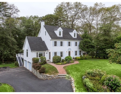 Single Family Home for Sale at 10 Rainbow Ridge Way Georgetown, Massachusetts 01833 United States