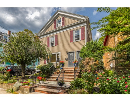 Multi-Family Home for Sale at 29 Oxford Street Somerville, Massachusetts 02143 United States