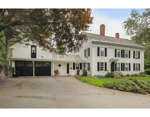 واحد منزل الأسرة للـ Sale في 263 Main Street Groveland, Massachusetts 01834 United States