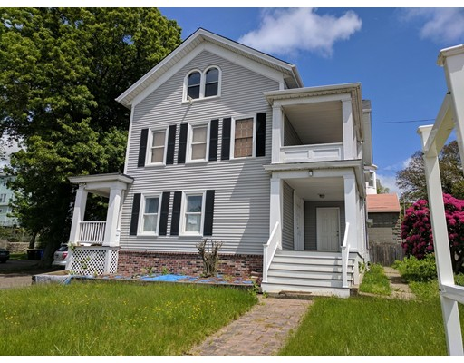 商用 为 出租 在 485 N Main Street 485 N Main Street Fall River, 马萨诸塞州 02720 美国