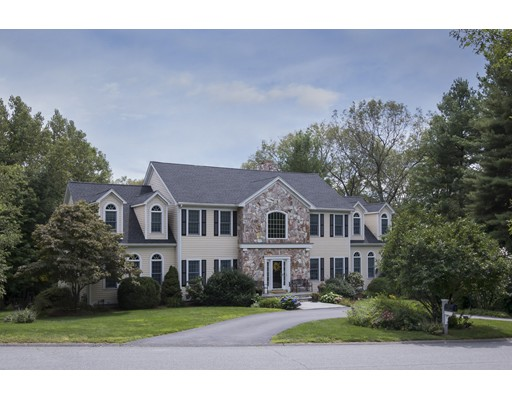 Single Family Home for Sale at 10 Ashley Road Southborough, Massachusetts 01772 United States