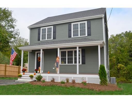 Maison unifamiliale pour l Vente à 531 Berkley Street Berkley, Massachusetts 02779 États-Unis