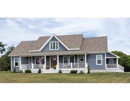 Maison unifamiliale pour l Vente à 215 Nyes Lane Acushnet, Massachusetts 02743 États-Unis