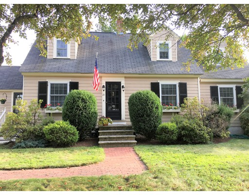 21 Parker St, North Andover, MA 01845