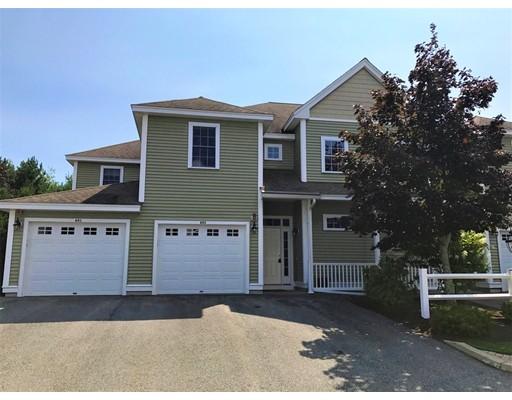 Appartement en copropriété pour l Vente à 603 Devenwood Way Clinton, Massachusetts 01510 États-Unis