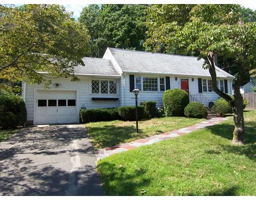Casa Unifamiliar por un Venta en 320 Washington Street 320 Washington Street Arlington, Massachusetts 02474 Estados Unidos