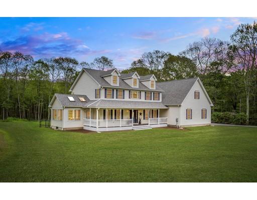 Casa Unifamiliar por un Venta en 144 Wood Hill Road Monson, Massachusetts 01057 Estados Unidos