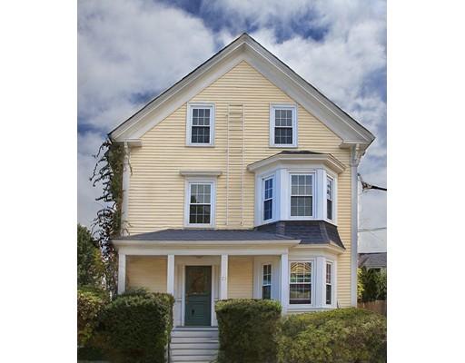 Appartement en copropriété pour l Vente à 21 Mulberry Street Beverly, Massachusetts 01915 États-Unis