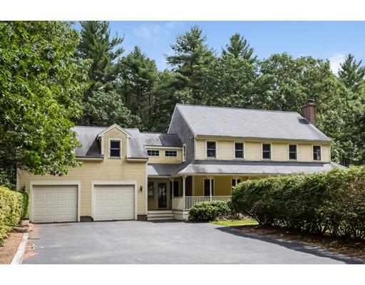 Maison unifamiliale pour l Vente à 1247 Franklin Street Duxbury, Massachusetts 02332 États-Unis