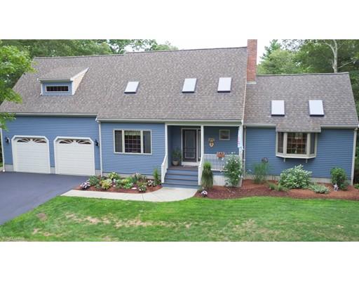 Частный односемейный дом для того Продажа на 42 MEDEIROS LANE Dartmouth, Массачусетс 02747 Соединенные Штаты