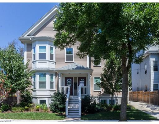 Condominio por un Venta en 9 Appleton Street 9 Appleton Street Somerville, Massachusetts 02144 Estados Unidos
