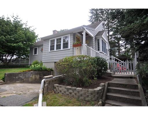独户住宅 为 销售 在 53 Lansdowne Road 阿灵顿, 马萨诸塞州 02474 美国
