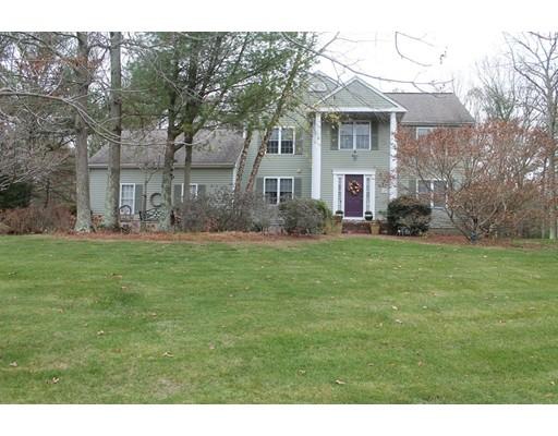 独户住宅 为 销售 在 10 Knight Way 10 Knight Way Mansfield, 马萨诸塞州 02048 美国