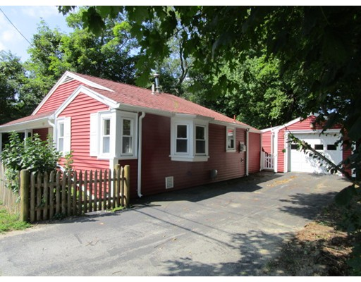 Single Family Home for Sale at 23 Middleboro Road Freetown, Massachusetts 02717 United States