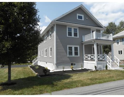 Appartement en copropriété pour l Vente à 128 Essex Beverly, Massachusetts 01915 États-Unis