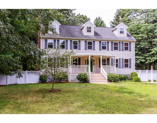 独户住宅 为 销售 在 85 Rogers Street Billerica, 01862 美国