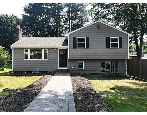 واحد منزل الأسرة للـ Rent في 151 Bedford Street Burlington, Massachusetts 01803 United States