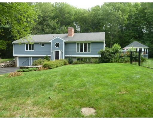 Частный односемейный дом для того Продажа на 128 Depot Road Harvard, Массачусетс 01451 Соединенные Штаты