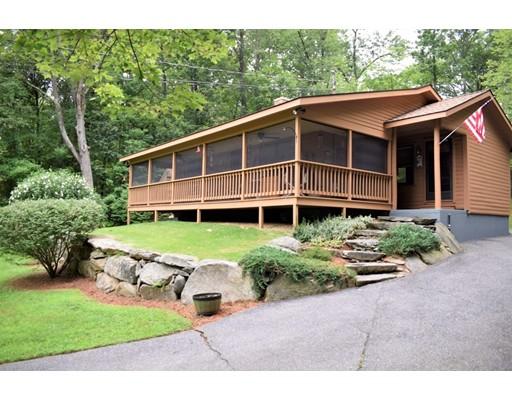 Casa Unifamiliar por un Venta en 206 Elmwood Avenue Holden, Massachusetts 01522 Estados Unidos