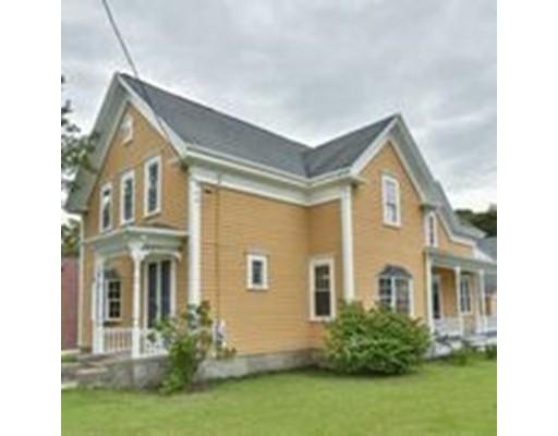 واحد منزل الأسرة للـ Sale في 225 Main Street Easton, Massachusetts 02356 United States