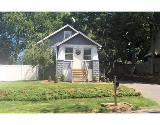 Maison unifamiliale pour l Vente à 22 Braeburn Road East Longmeadow, Massachusetts 01028 États-Unis