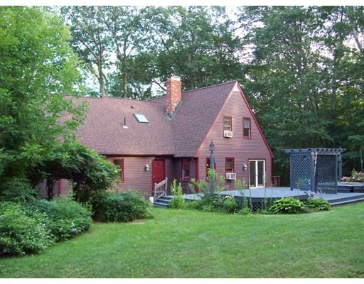 Casa Unifamiliar por un Venta en 76 Williamsville Road Hubbardston, Massachusetts 01452 Estados Unidos
