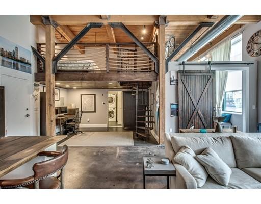 Appartement en copropriété pour l Vente à 60 Dudley Street Chelsea, Massachusetts 02150 États-Unis