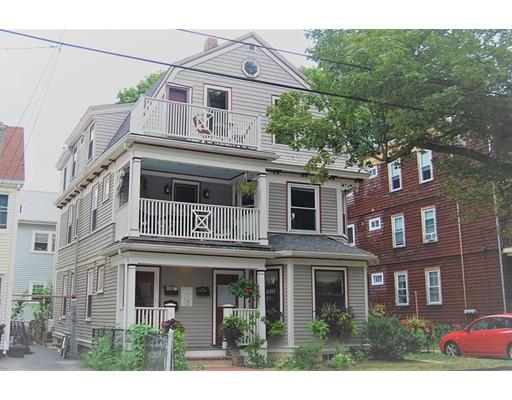 Appartement en copropriété pour l Vente à 27 Dudley Street Cambridge, Massachusetts 02140 États-Unis