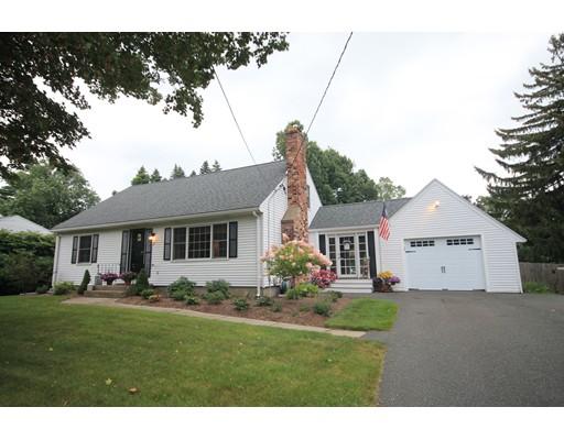 Maison unifamiliale pour l Vente à 37 Melwood Avenue East Longmeadow, Massachusetts 01028 États-Unis