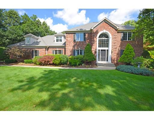 واحد منزل الأسرة للـ Sale في 23 Briar Cliff Drive Wilbraham, Massachusetts 01095 United States