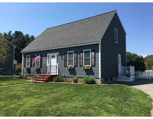 واحد منزل الأسرة للـ Sale في 5 Patricia Drive Ayer, Massachusetts 01432 United States