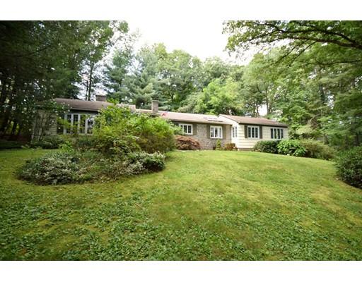 Maison unifamiliale pour l Vente à 37 Brookside Drive 37 Brookside Drive Wilbraham, Massachusetts 01095 États-Unis