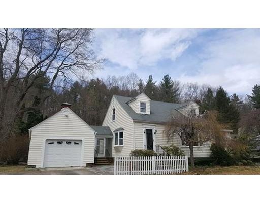 Casa Unifamiliar por un Alquiler en 112 Wallace Road Sturbridge, Massachusetts 01566 Estados Unidos