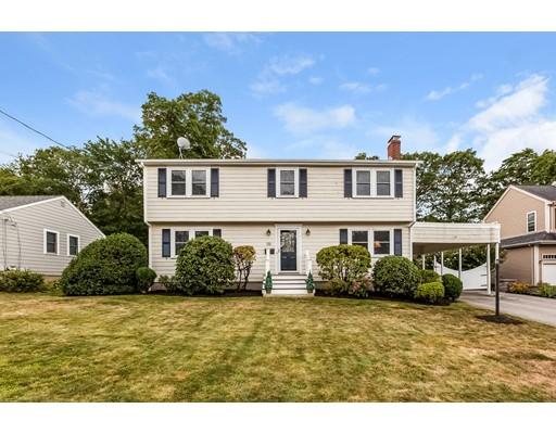 واحد منزل الأسرة للـ Sale في 73 Celia Road Braintree, Massachusetts 02184 United States