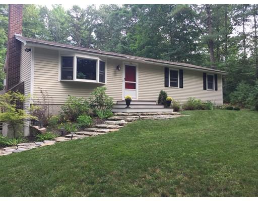 واحد منزل الأسرة للـ Sale في 292 Nashua Road Groton, Massachusetts 01450 United States