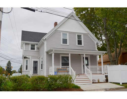 Commercial for Rent at 17 Oxford Street 17 Oxford Street Taunton, Massachusetts 02780 United States