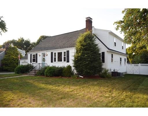 واحد منزل الأسرة للـ Sale في 19 FOSTER ROAD Braintree, Massachusetts 02184 United States