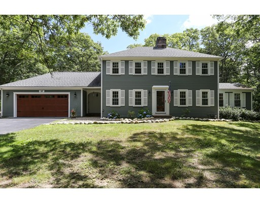 Single Family Home for Sale at 98 Flintrock Road Barnstable, Massachusetts 02630 United States