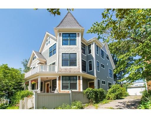 Single Family Home for Sale at 38 Chandler Somerville, Massachusetts 02144 United States