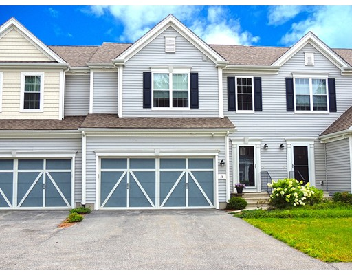 Condominium for Sale at 44 Kendall Court Bedford, Massachusetts 01730 United States