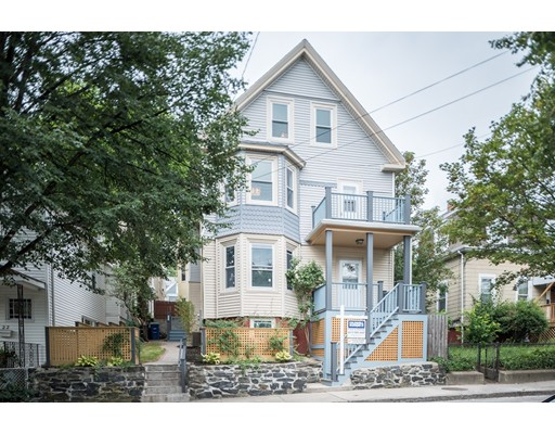 Multi-Family Home for Sale at 24 Wigglesworth Street Somerville, Massachusetts 02145 United States