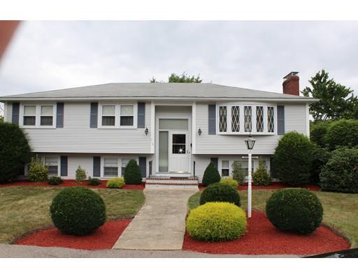 واحد منزل الأسرة للـ Sale في 219 Evergreen Avenue Braintree, Massachusetts 02184 United States