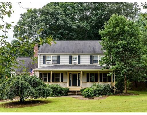 Частный односемейный дом для того Продажа на 41 Acorn Place Franklin, Массачусетс 02038 Соединенные Штаты