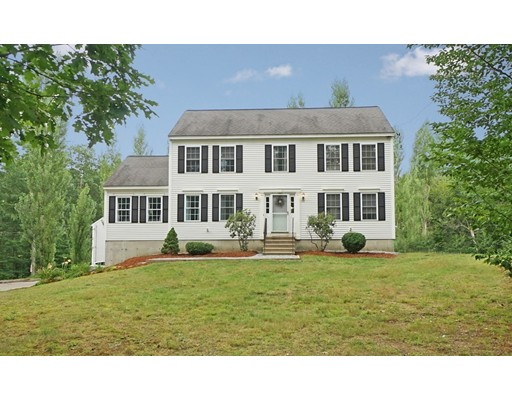 391 Frost Road, Ashby, MA 01431