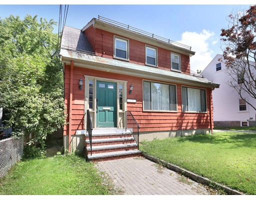 Single Family Home for Sale at 17 Garnet Road Boston, Massachusetts 02132 United States