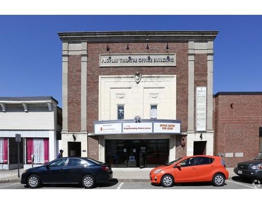 Commercial pour l Vente à 14 Nason Street Maynard, Massachusetts 01754 États-Unis